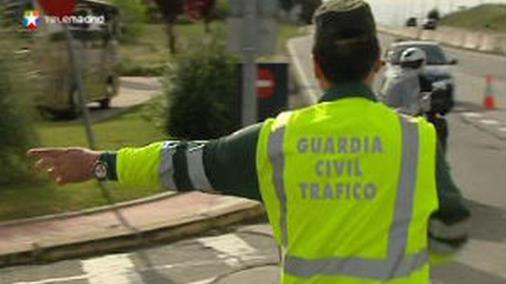 Tráfico pone en marcha este lunes una campaña de vigilancia de motocicletas