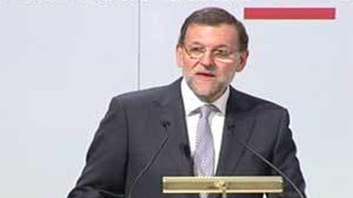 Rajoy apuesta por no bajar la intensidad en las reformas