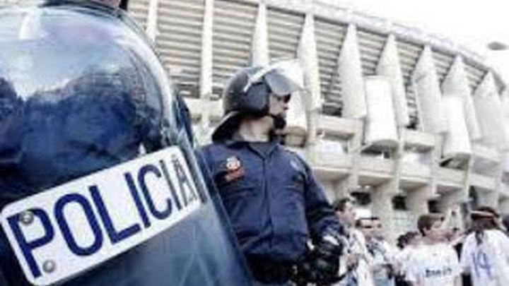 La final de Copa tendrá un dispositivo de seguridad similar a un partido de alto riesgo