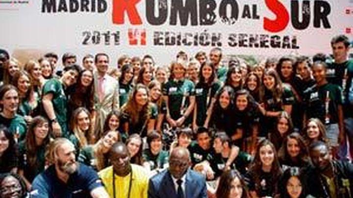 'Madrid Rumbo al Sur' busca 90 adolescentes madrileños y 10 del resto de la Europa para una nueva expedición