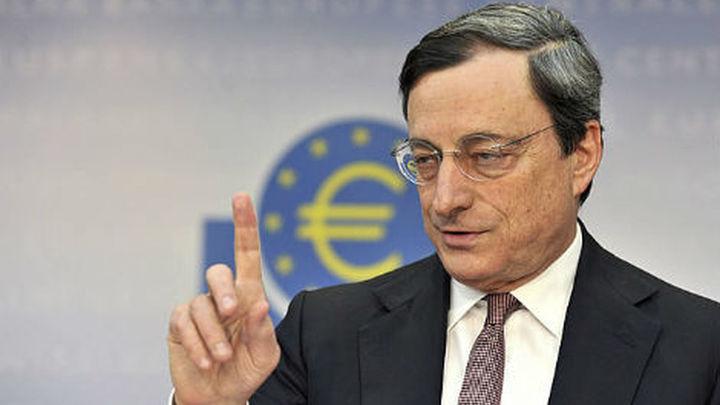 Draghi: Quedan muy pocos asuntos por resolver en la banca de España