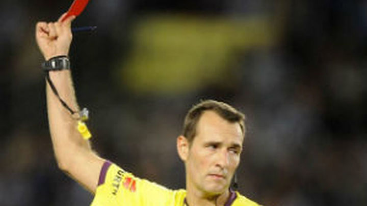 El aragonés Clos Gómez pitará la final de Copa
