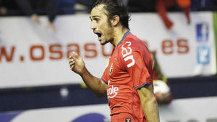 1-0. El Getafe aleja el sueño europeo tras caer con Osasuna