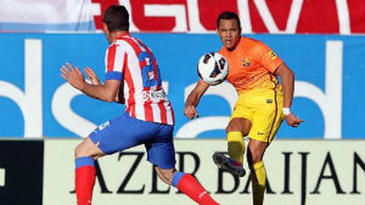 1-2. El campeón gana de rebote al Atlético