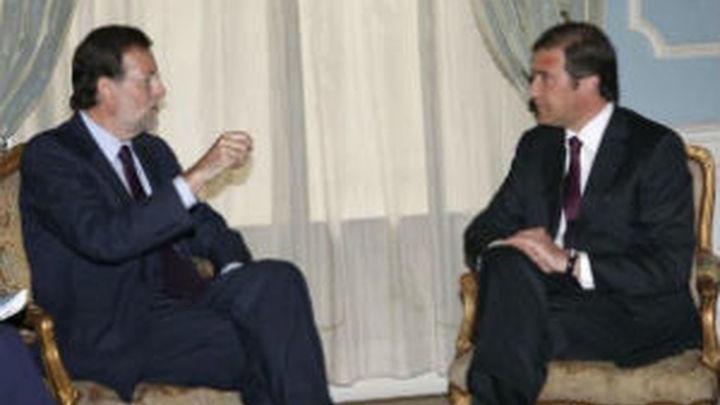 Rajoy y Passos Coelho aunarán fuerzas para exigir a la UE no demorar sus reformas