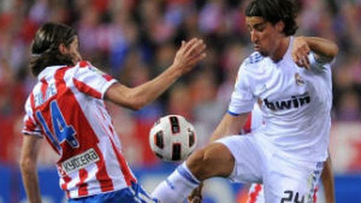 Khedira se apunta la final de Copa; Ramos y Özil a un paso del regreso