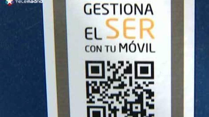 Pagar el parquímetro desde el móvil ya es posible en Los Jerónimos
