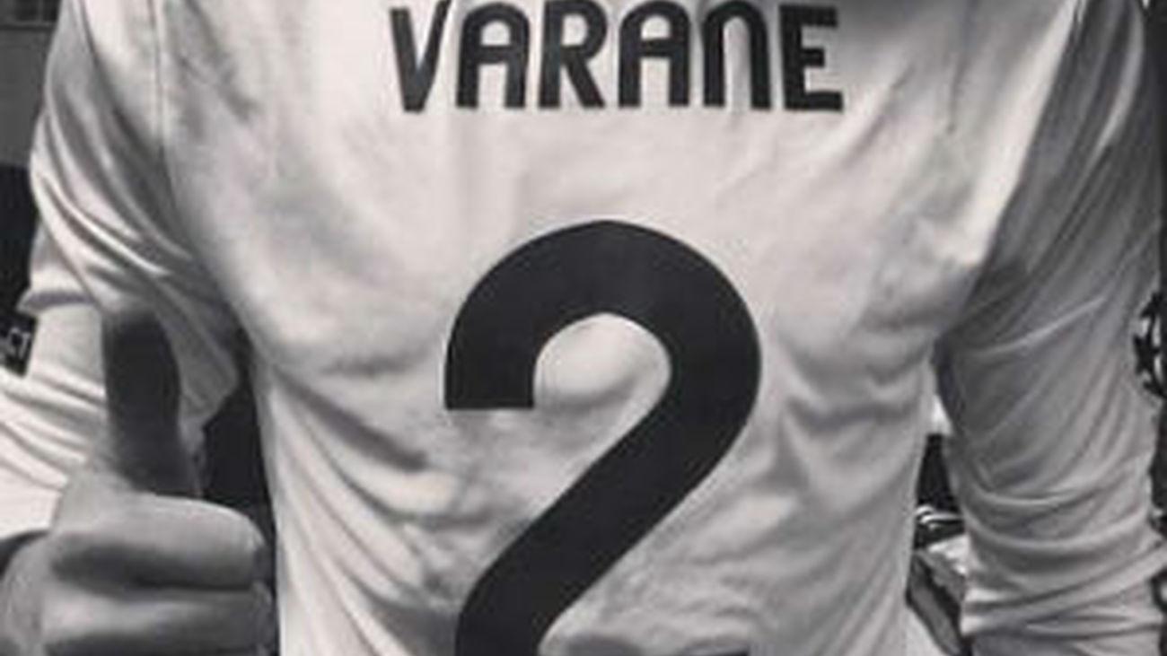 Casillas apoya a Varane