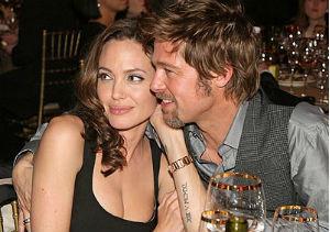 Pitt y Jolie