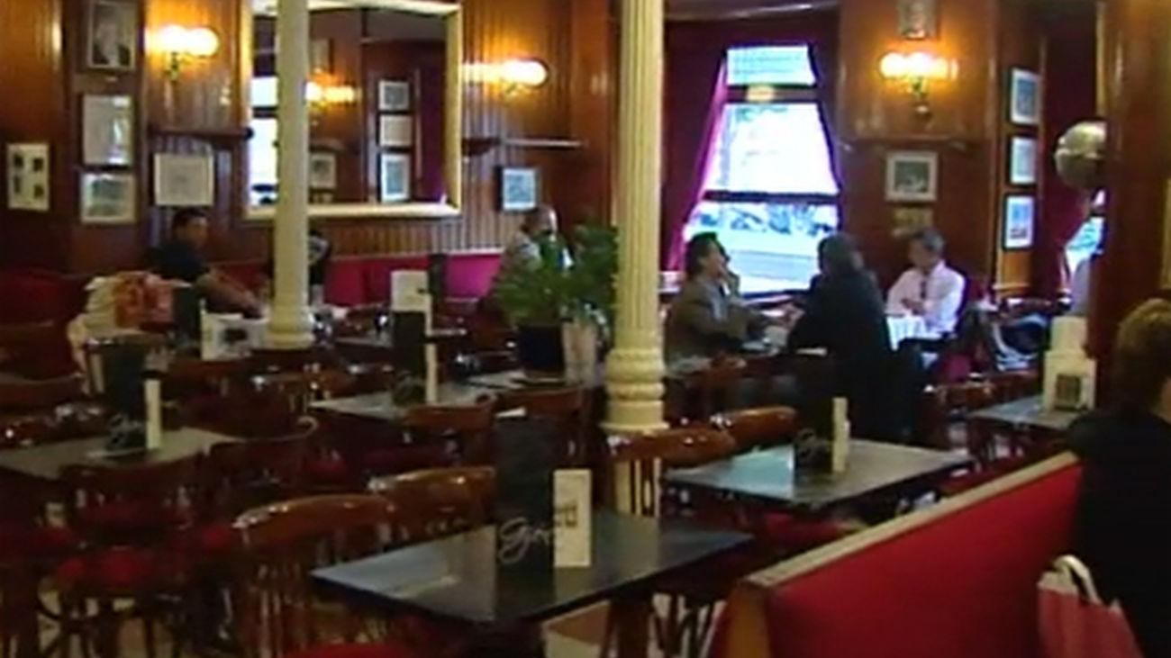 125 años del Café Gijón