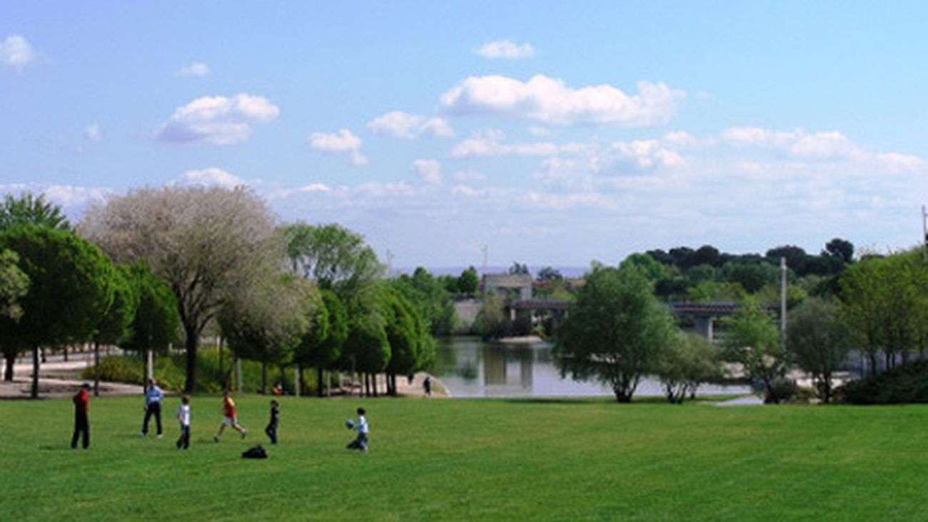 Fiesta de la Primavera Inclusiva en el Parque Juan Carlos I