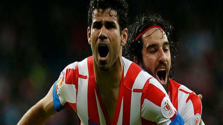 1-2. El Atlético de Madrid, campeón de la Copa del Rey