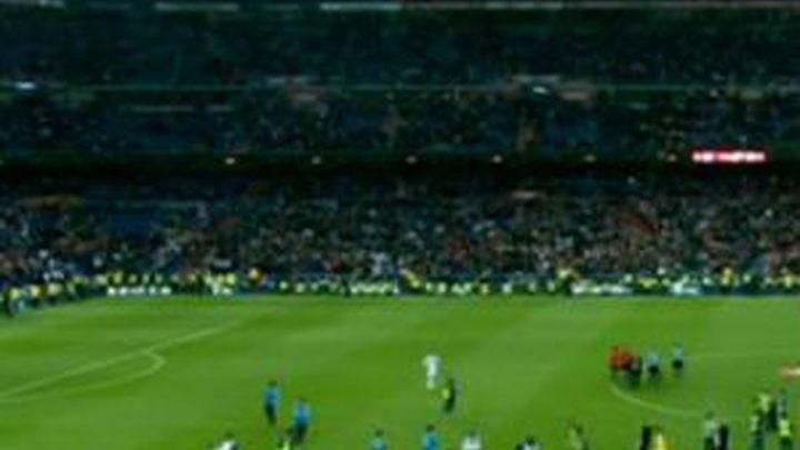 El Real Madrid aumenta su leyenda negra de finales en el Bernabéu