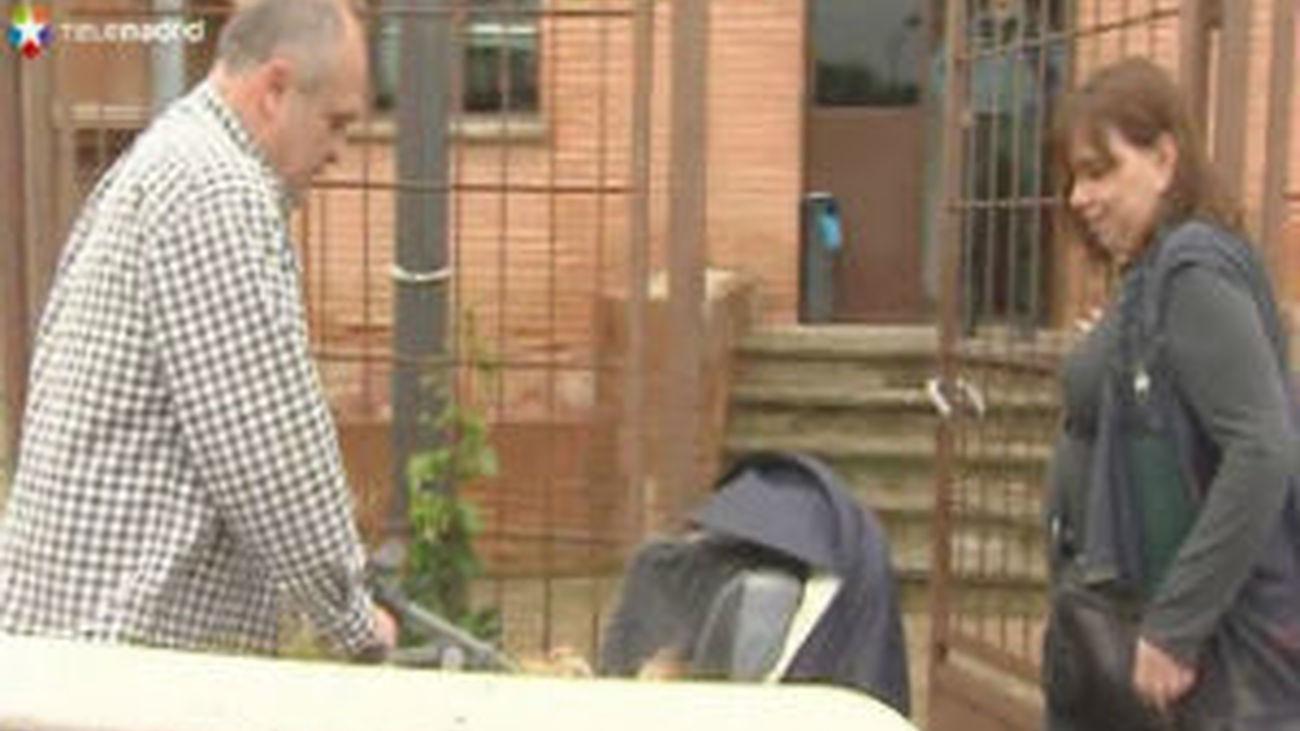 El ex etarra Valentín Lasarte se refugia en Lodosa para disfrutar de su permiso penitenciario