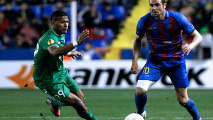 2-3. El Rayo impuso su juego ante un Levante que no se rindió
