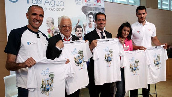 Unos 4.000 corredores participarán en la 34 edición de la 'Carrera del Agua'