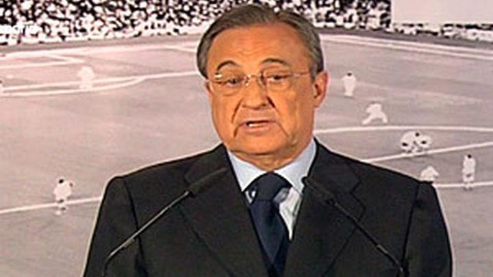 Florentino Pérez anuncia el fin de la era Mourinho y elecciones en junio