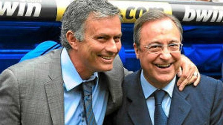 Mourinho copa las portadas