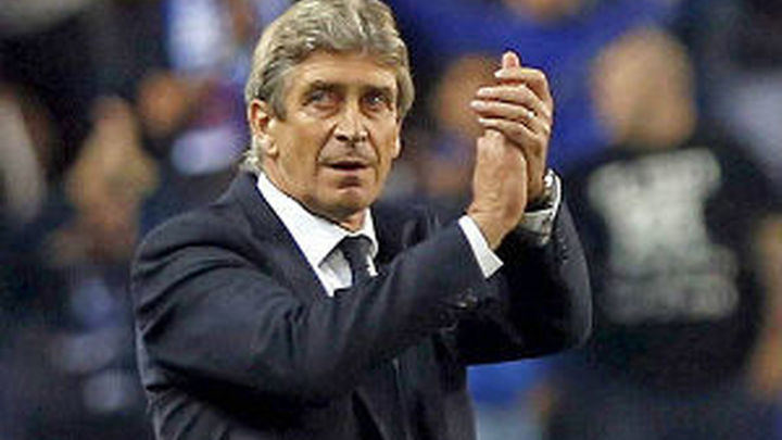 """Pellegrini se despide del Málaga: """"Me voy por temas deportivos"""""""
