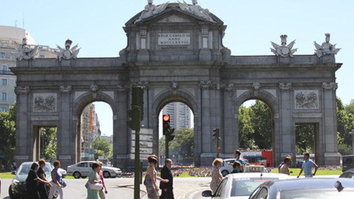 La ciudad de Madrid, tercer punto turístico con más pernoctaciones en julio