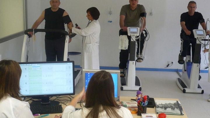 Nueva Unidad de Rehabilitación Cardiaca del Hospital Príncipe de Asturias