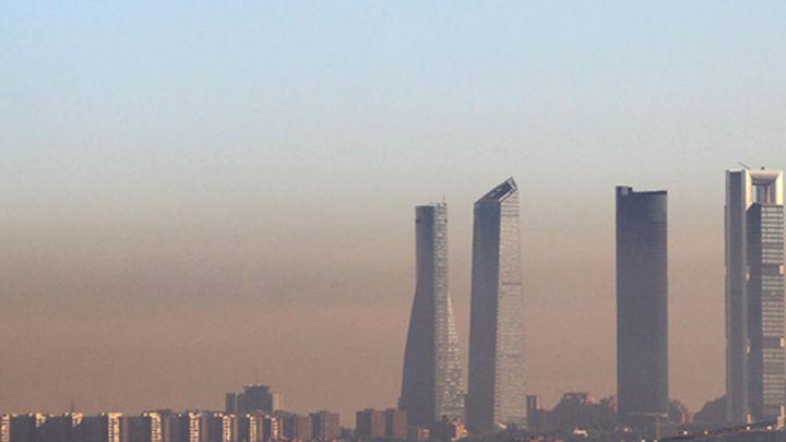 Tres estaciones de la Comunidad y dos de la capital superan los niveles de ozono
