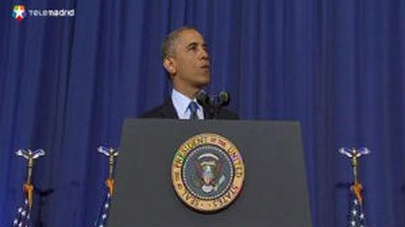 Obama promete un plan para cerrar Guantánamo sin concretar fecha