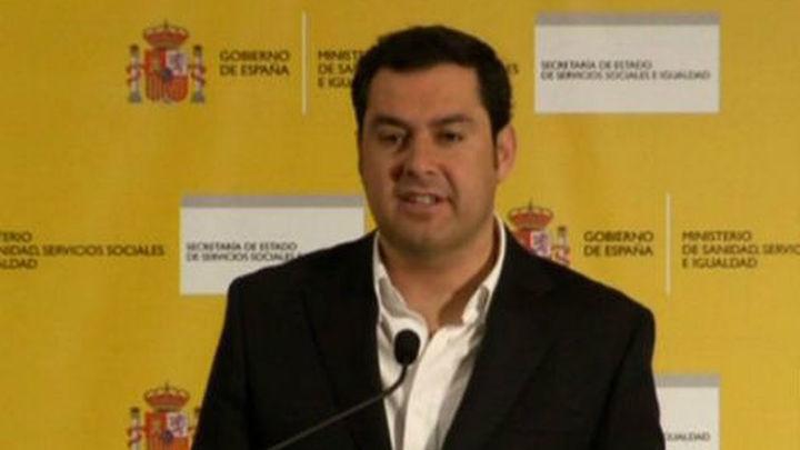 Moreno presentará su candidatura al PP andaluz con el aval de 'Génova'