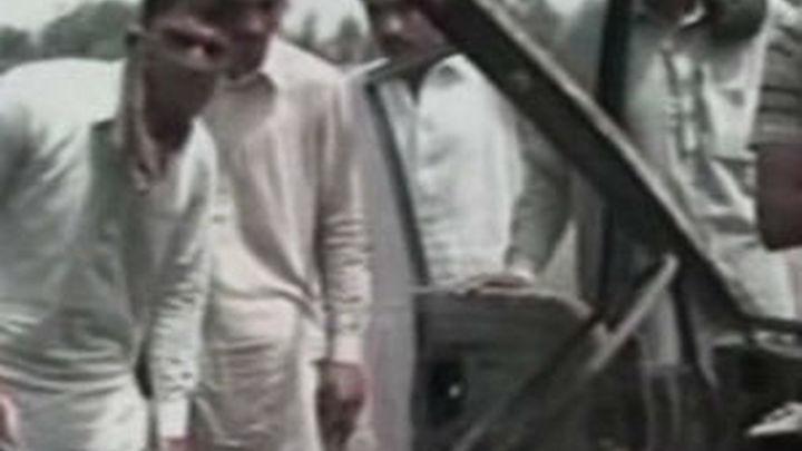Mueren al menos 19 niños al estallar una bombona de gas en Pakistán