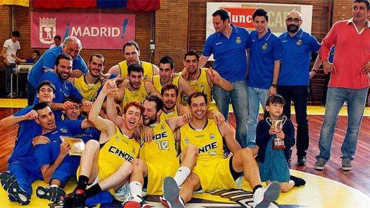 Fin de semana triunfal para el basket madrileño