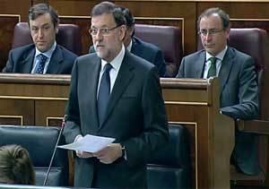 Rajoy y Rubalcaba creen posible llevar una postura común del Congreso al Consejo Europeo