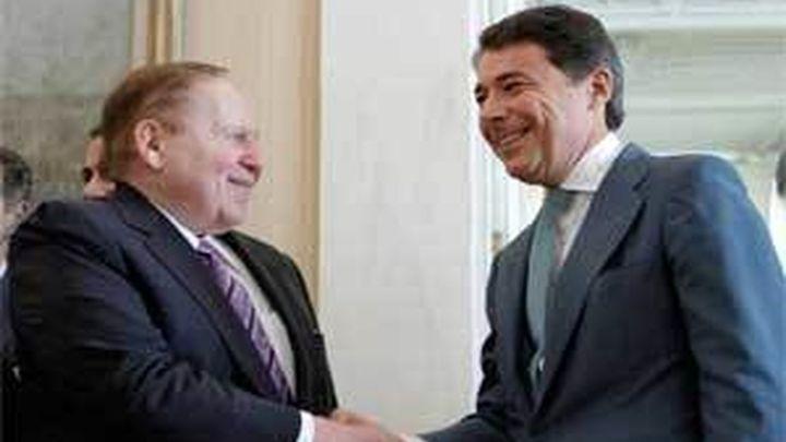 Rajoy recibió a Adelson en Moncloa para asegurarle su apoyo a Eurovegas