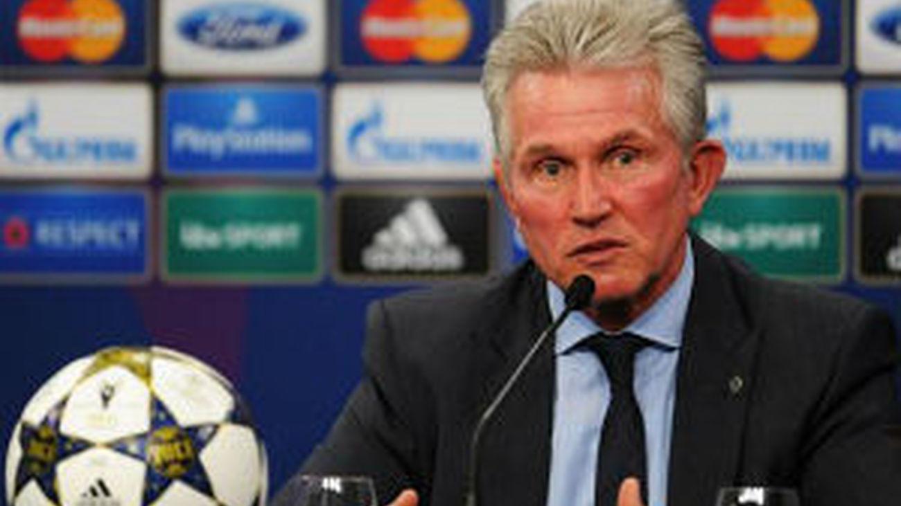 El Madrid piensa en Heynckes por si falla Ancelotti