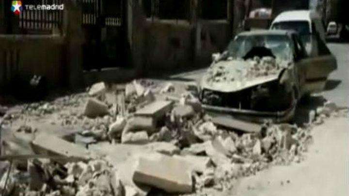 Al Asad afirma que Siria ha recibido ya un primer cargamento de misiles rusos