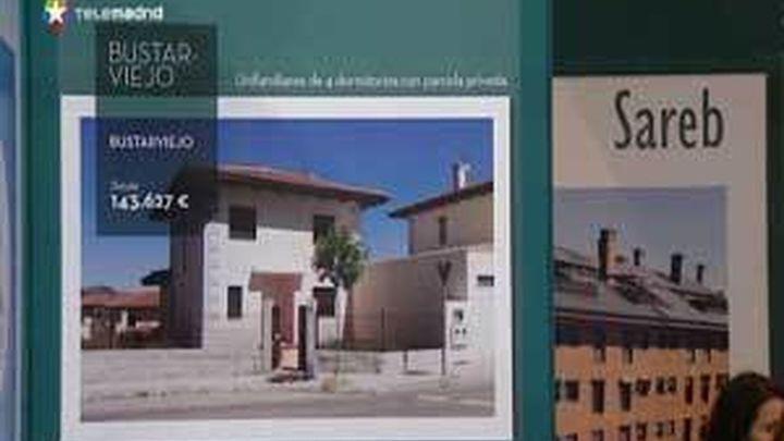 Los bancos compiten en el SIMA con inmobiliarias con el acceso a financiación