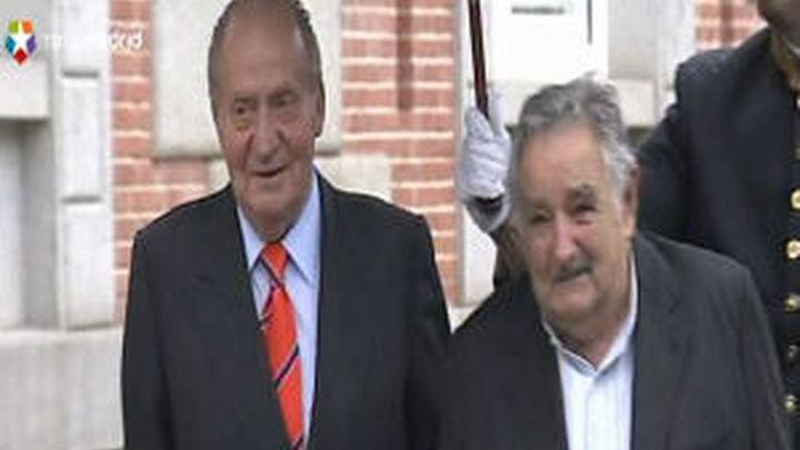 El Rey agradece a Uruguay la acogida a los españoles que acuden buscando oportunidades
