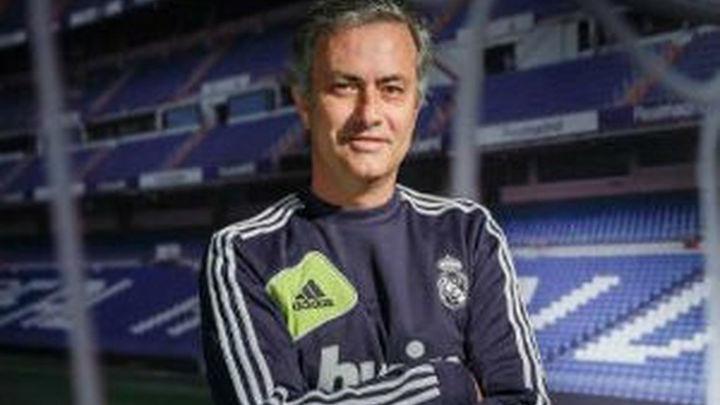 """Mourinho se despide: """"Desde el corazón, ¡Hala Madrid!"""""""