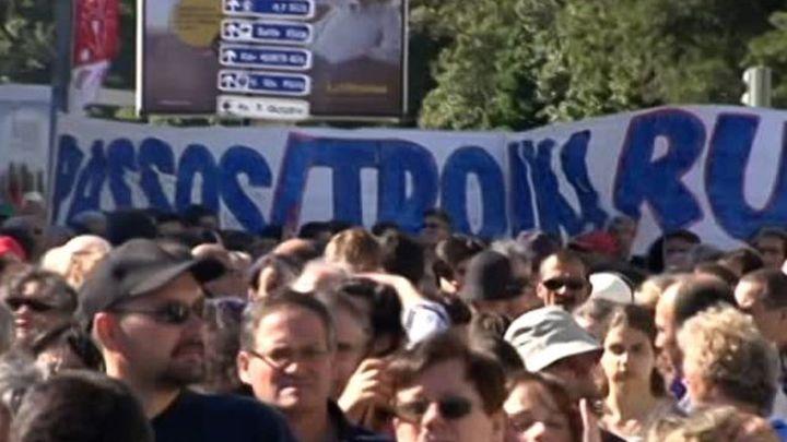 """La """"troika"""" volverá a analizar la banca española en la semana del día 23"""