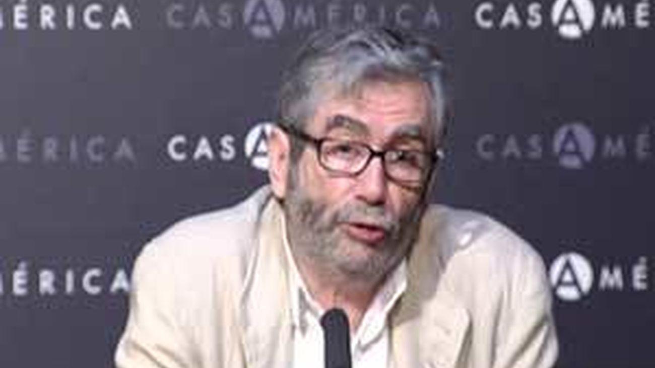 Antonio Muñoz Molina gana el Premio Médicis por 'Un andar solitario entre la gente'