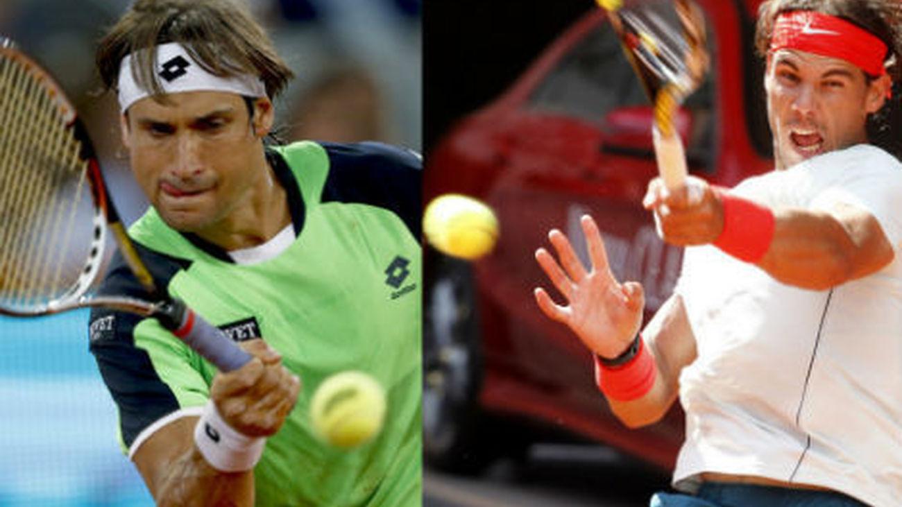 Master: Nadal, Ferrer y Murray en el mismo grupo; Djokovic con Federer
