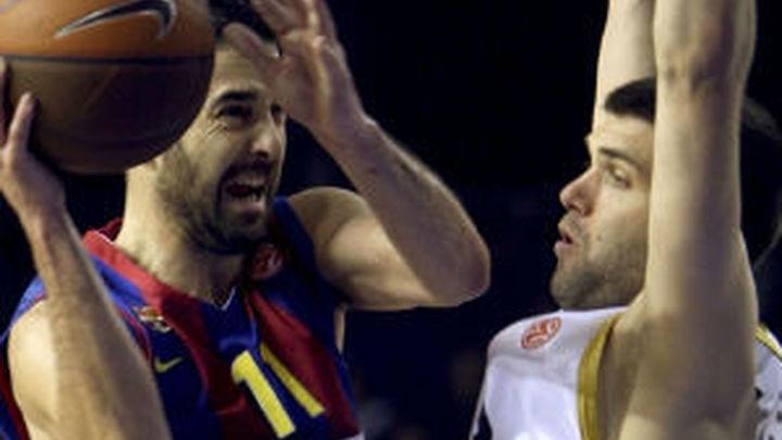 El Real Madrid busca dejar contra las cuerdas al Barça