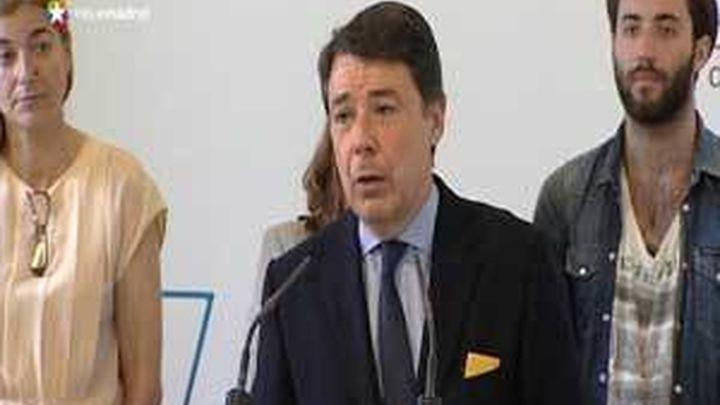 González anuncia 22 millones para becas de Formacion Profesional de grado superior