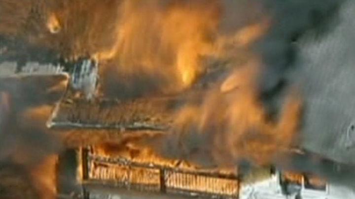 Miles de evacuados en Colorado por los incendios