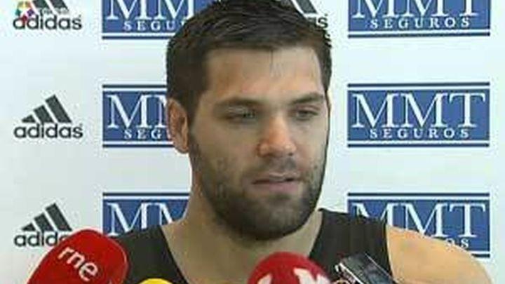 """Reyes: """"El tercer partido que es muy importante para nosotros"""""""