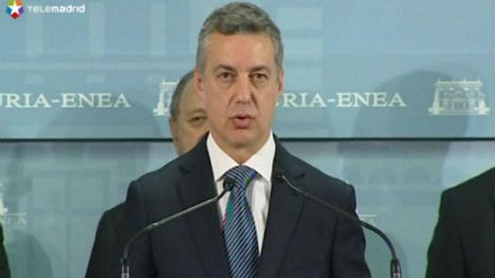 El Gobierno vasco equipara a las víctimas de ETA con los asesinos