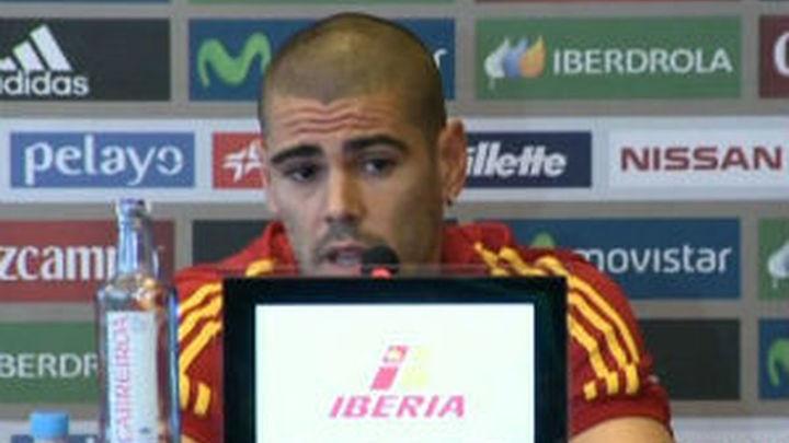 """Valdés: """"Intentaré hacerlo bien si juego"""""""