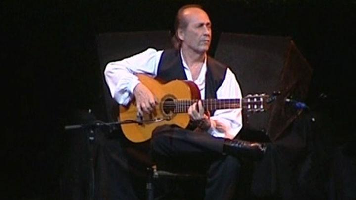 El genial toque de Paco de Lucía cierra el Festival de Guitarra de Barcelona