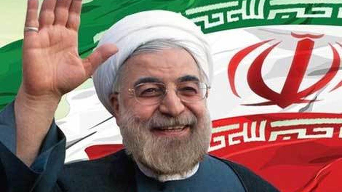 """Rohani afirma que Irán """"no busca seguir con las tensiones con EE.UU."""""""