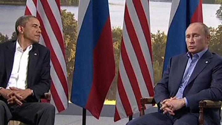 """El G8 apoya la celebración de una conferencia sobre Siria """"lo antes posible"""""""