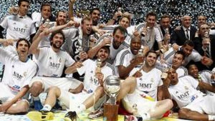 79-71. El Real Madrid destrona al Barça como campeón de Liga